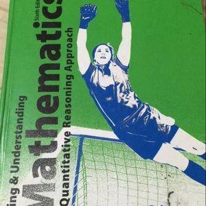 Mathematics college textbook for dcc